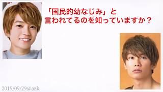 20190929 とれたて関ジュース 文字起こし 関西ジャニーズJr. 西畑大吾(...