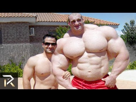 Thumbnail: 10 Bodybuilders That Took It Too Far