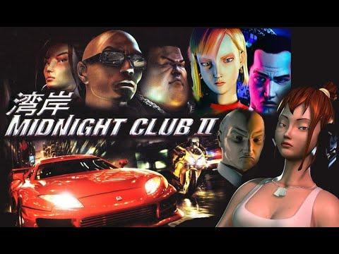 Midnight Club 2 all character cutscenes