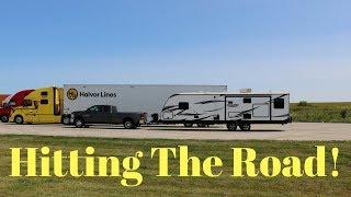 RV Travel Life - Wisconsin Trip Part 1
