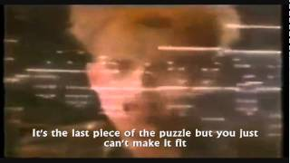 HOWARD JONES - No One Is To Blame (Karaoke) Jeff Stephen