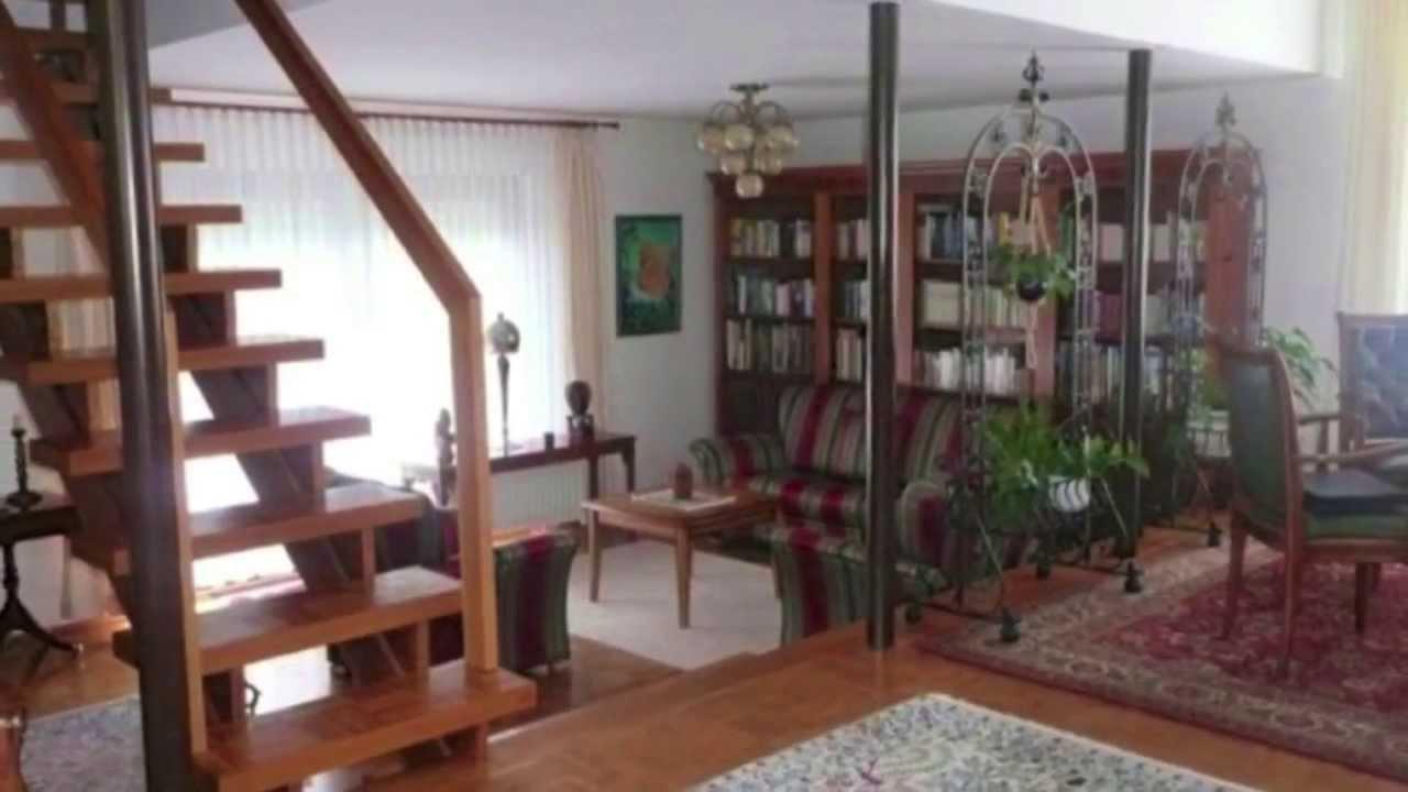 split level haus heusenstamm youtube. Black Bedroom Furniture Sets. Home Design Ideas