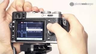 fujifilm X100T. Интерактивный видео тест