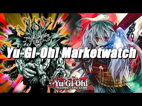 Yu-Gi-Oh! Marketwatch! Teaching you to understand the market! Ritual Support catches up to Hype!