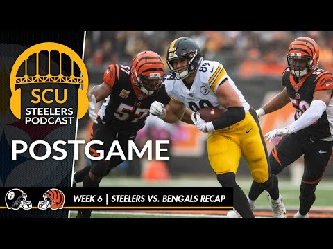 Steelers Steal A Victory For Fifth-straight Win At Paul Brown Stadium