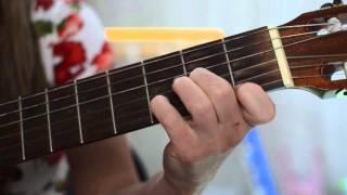 Дед Мороз ,  НОВОГОДНЯЯ песня, 3 аккорда - на гитаре (простая переделка)