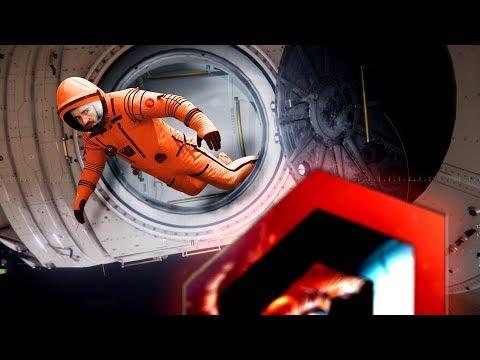 Выхожу в Открытый Космос в Observation #2