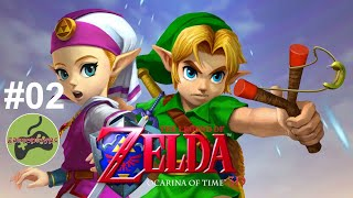 Zelda Ocarina of Time 3Ds #02