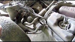 Ремонт Рендж Ровер Спорт(Отделение кузова от рамы, замена прокладки коллектора., 2016-03-06T21:40:29.000Z)