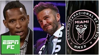 Inter Miami CF: Reacting to name of David Beckham's new MLS team | ESPN FC