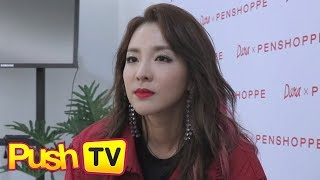 """Push TV: Sandara Park teases fans with """"Cheese in the Trap"""""""