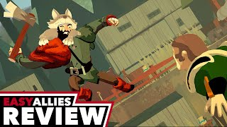 Bloodroots - Easy Allies Review (Video Game Video Review)
