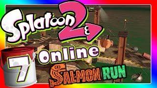 Das Salmon Run Tutorial der Bär GmbH! 🎨 SPLATOON 2 ONLINE Part 7