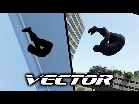 Vector All Tricks In Real Life (Parkour Game)