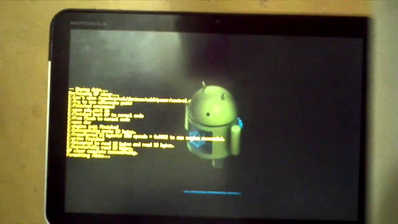 hard reset xoom mz605 mz604 tablet motorola youtube rh youtube com Motorola Browser Motorola Browser