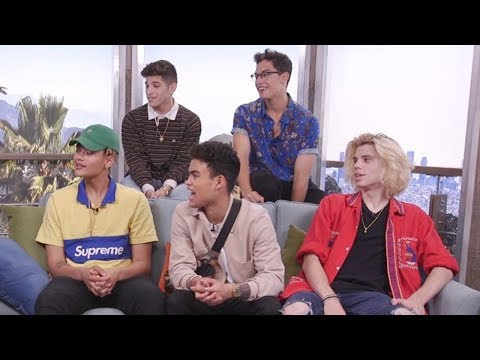 PRETTYMUCH Talks One Direction Comparisons, Simon Cowell & Debut Single