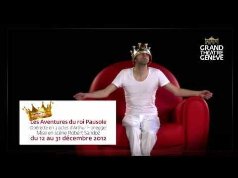 Les Aventure du roi Pausole - WEB SERIE 03