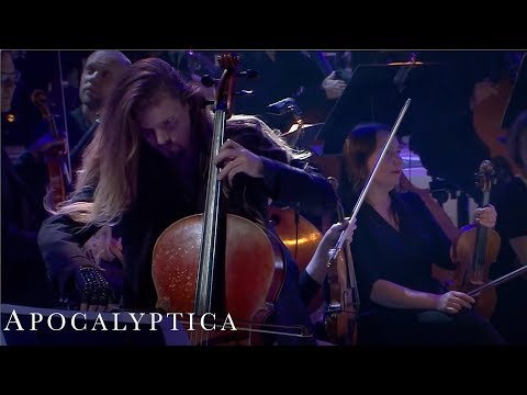 Apocalyptica - Clash Of Clans (Live At Slush Game Music Concert)