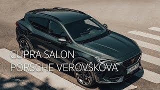 CUPRA I Porsche Verovškova
