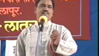Repeat youtube video Deepak Deshpande Latur Performance - Part 1