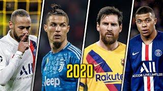 Ronaldo Señorita VS Messi Old Town Road VS Neymar Dance Monkey VS Mbappe Lalala ● 2020 | HD