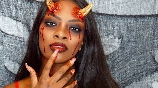 Devil Makeup Tutorial | Halloween Edition