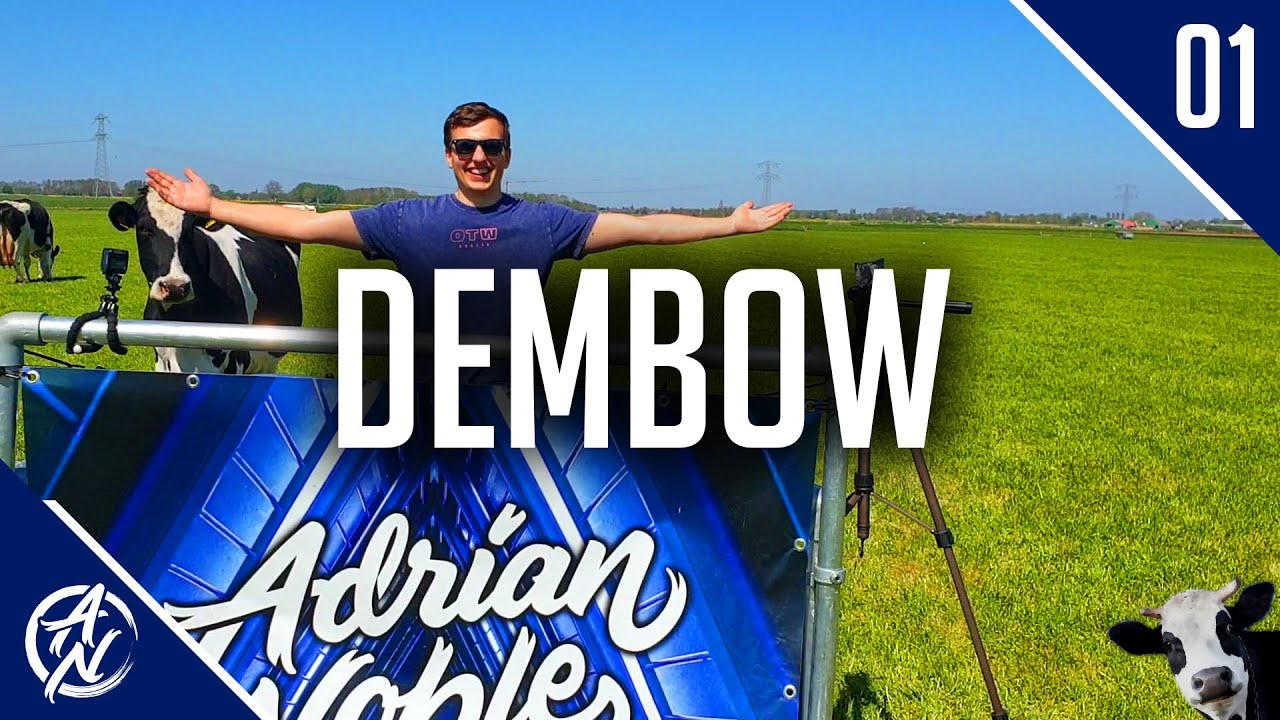 Dembow Mix 2020 | #1 | The Best of Dembow Dominicano 2020 by Adrian Noble