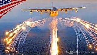 【フレアってなに?】軍用機が放出する火の玉・フレア映像満載&ディスペンサー取付け