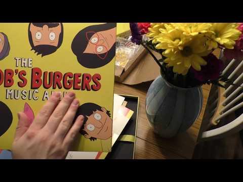 Bob's Burgers Deluxe Album Unboxing!! What...