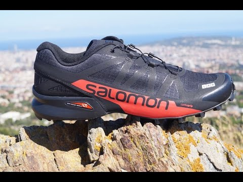 22a5be83e60f Salomon S-Lab SpeedCross Review - YouTube