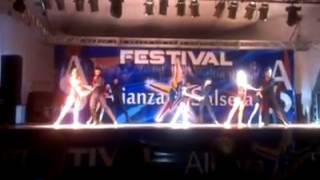 Festival Alianza Salsera 2014 Avanzado Cabudare