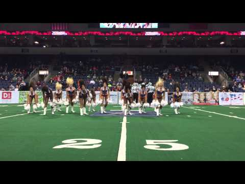 "2014-2015 Texas Revolution Dancers ""Delirious"""