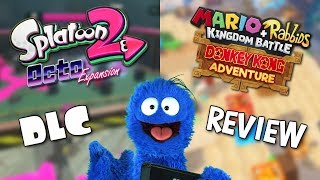 Octo Expansion and Donkey Kong Adventure DOUBLE REVIEW! (Video Game Video Review)