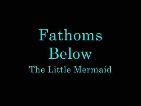 Fathoms Below Lyrics