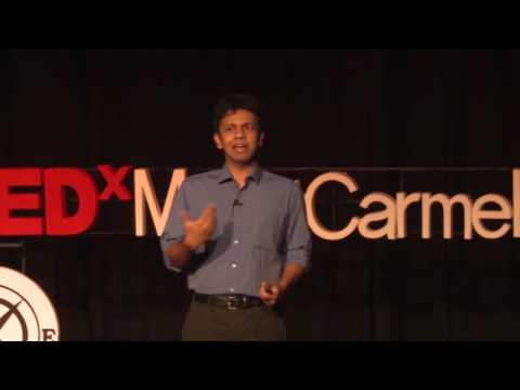 A Nobody's Guide to life | Aaron Julius Punnen | TEDxMountCarmelCollege