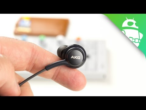 Samsung Galaxy S8 AKG earbuds: how good are they?