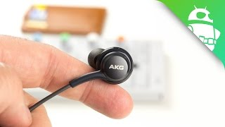 Video Samsung Galaxy S8 AKG earbuds: how good are they? download MP3, MP4, WEBM, AVI, FLV April 2018