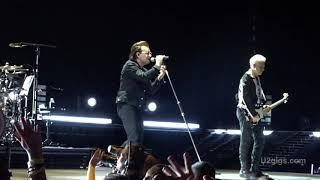 U2 Dublin Gloria 2018-11-10 - U2gigs.com