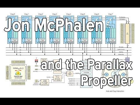 Hackaday 10th Anniversary: Jon Mcphalen and the Propeller