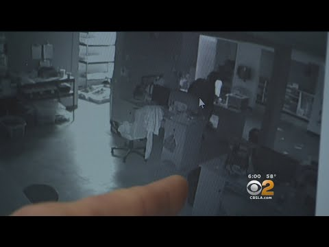 Burglar Breaks Into Van Nuys Home And Watches Porn