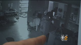 Burglar Breaks Into Van Nuys Home And Watches Porn
