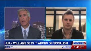 Robby Soave on Millennials Leaving the Democratic Party