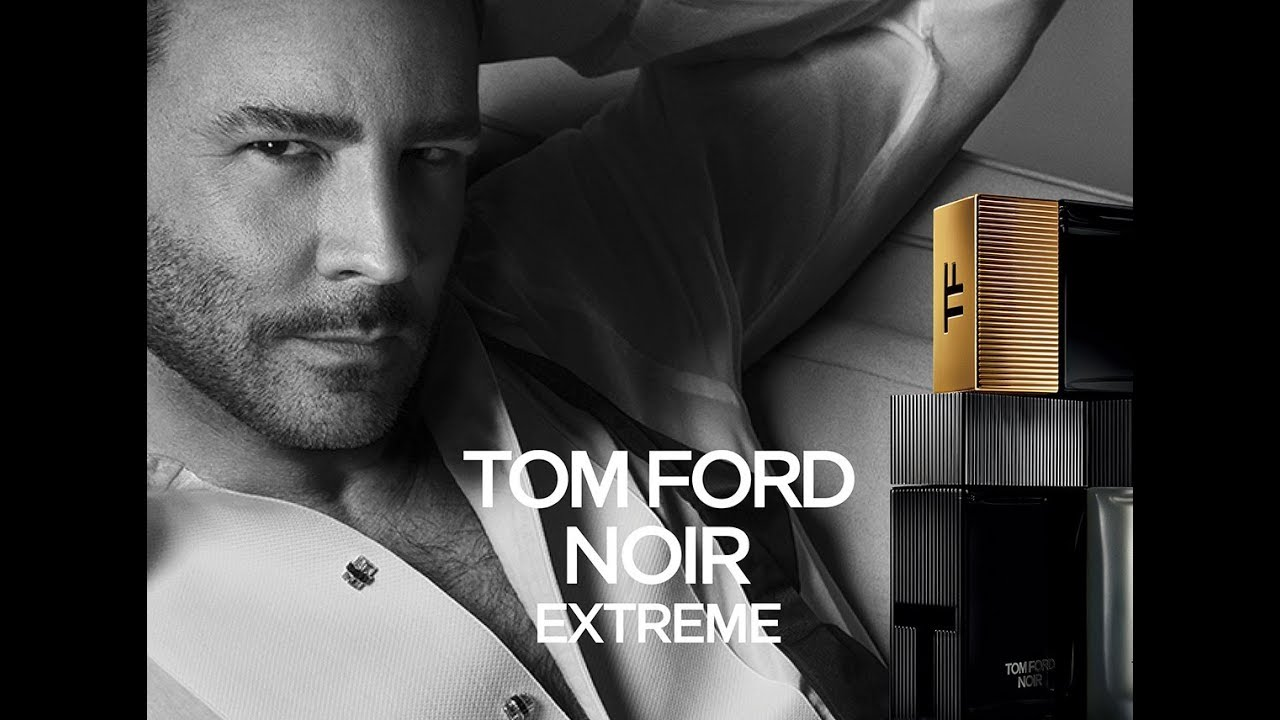48fea0913135 Noir Extreme by Tom Ford - (Review en Español) - YouTube