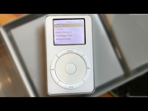 Retro Unboxing: iPod Classic 2. Generation 2G
