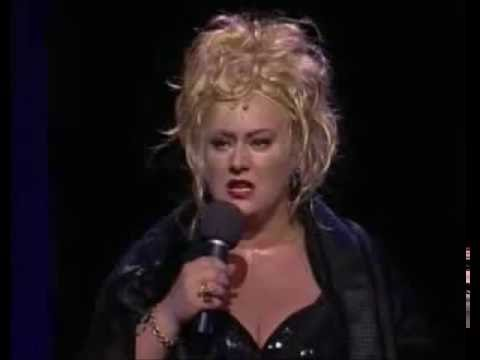 """Karin Bloemen (live) """"Non, je ne regrette rien"""" Wim Ibo 80 jaar """"Een hommage"""" (25), 1998."""
