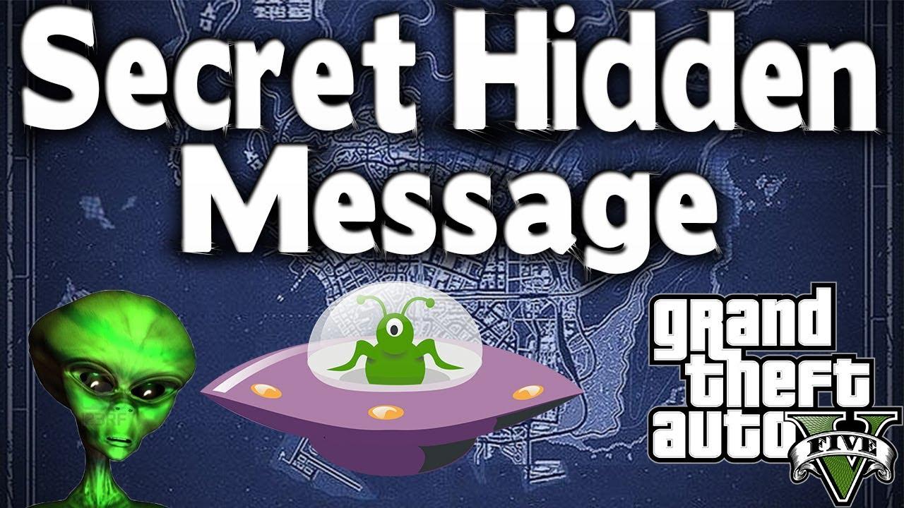 Gta 5 secret hidden message on blueprint map aliens secret gta 5 secret hidden message on blueprint map aliens secret place more gta v easter egg youtube malvernweather Images