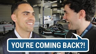 Could Maldonado Be Returning To F1?