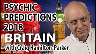UK Psychic Predictions for 2018
