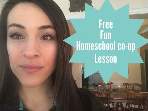 Simple Homeschool Co-op Game Day