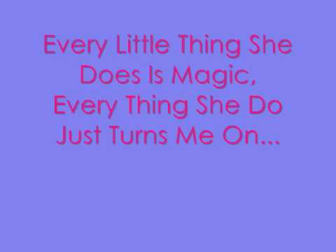The Police - Every Little Thing She Does Is Magic.